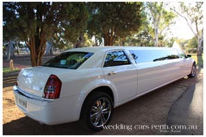 perth wedding limousine
