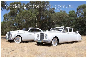 classic wedding cars perth