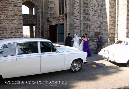 st michaels wedding cars
