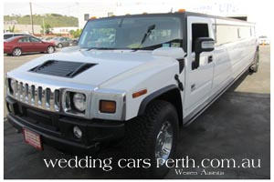 luxury hummer limos perth