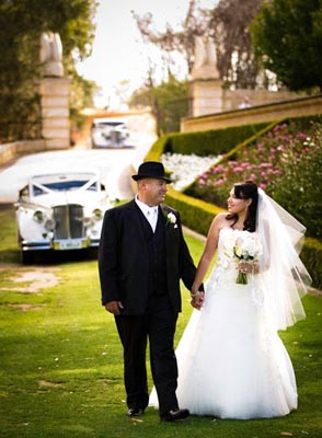 scv wedding cars