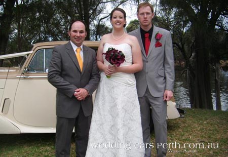 wedding cars perth