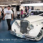 The Jaguar Mk5 convertible