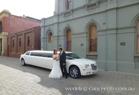 chrysler wedding limos fremantle