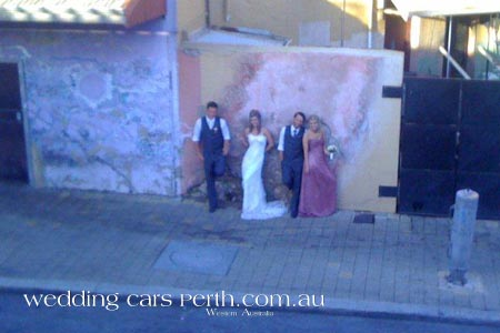 bridal cars perth