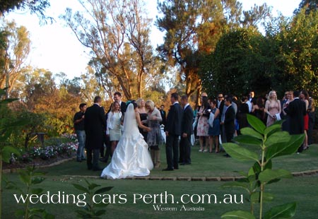 wanneroo wedding car hire