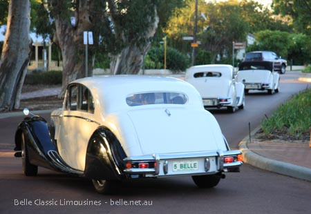 jaguar wedding limo hire