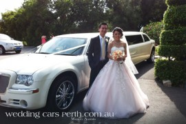 perth wedding limo hire 12