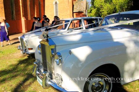 swan valley wedding cars