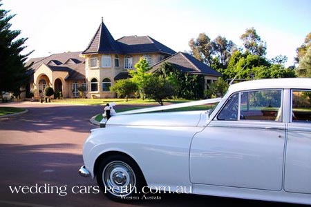 brookleigh estate wedding car