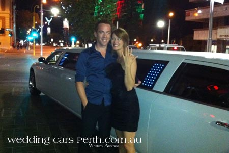 perth wedding limousine hire