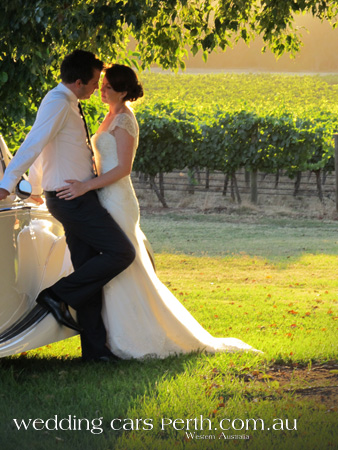 wedding car hire swan valley