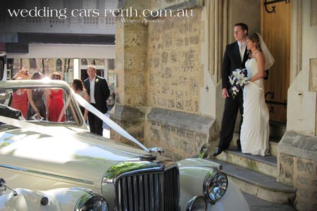 jaguar wedding cars perth