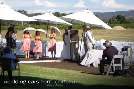 oakover wedding cars perth