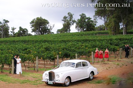 swan valley rolls royce wedding