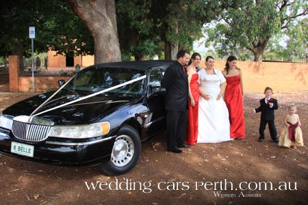 lincoln limo hire perth
