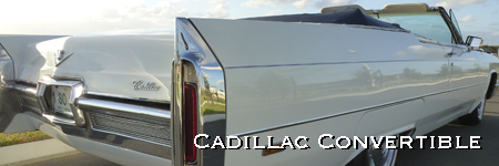 cadillac limousines