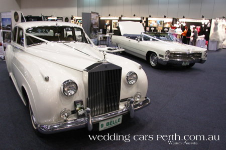traditional wedding cars perth