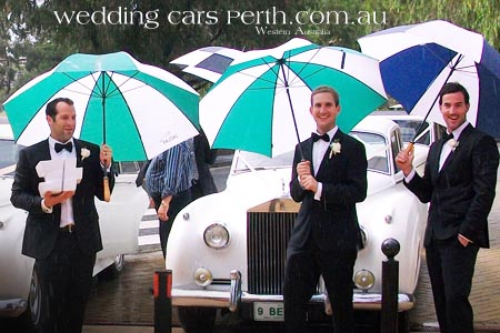 wet wedding cars perth 62