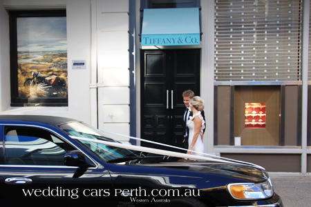 luxury limousines in perth