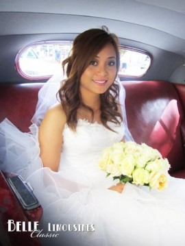 jaguar wedding limo perth 45